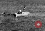 Image of water-ski polo Winter Haven Florida USA, 1931, second 43 stock footage video 65675070932