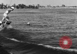 Image of water-ski polo Winter Haven Florida USA, 1931, second 48 stock footage video 65675070932