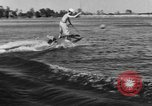 Image of water-ski polo Winter Haven Florida USA, 1931, second 49 stock footage video 65675070932