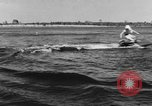 Image of water-ski polo Winter Haven Florida USA, 1931, second 52 stock footage video 65675070932