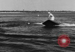 Image of water-ski polo Winter Haven Florida USA, 1931, second 54 stock footage video 65675070932