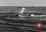 Image of water-ski polo Winter Haven Florida USA, 1931, second 55 stock footage video 65675070932