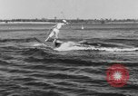 Image of water-ski polo Winter Haven Florida USA, 1931, second 56 stock footage video 65675070932