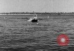 Image of water-ski polo Winter Haven Florida USA, 1931, second 57 stock footage video 65675070932