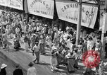 Image of costumed and native dress parade Port of Spain Trinidad, 1932, second 10 stock footage video 65675070935