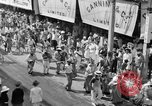 Image of costumed and native dress parade Port of Spain Trinidad, 1932, second 11 stock footage video 65675070935