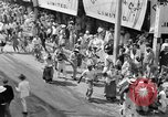 Image of costumed and native dress parade Port of Spain Trinidad, 1932, second 12 stock footage video 65675070935