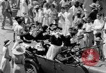 Image of costumed and native dress parade Port of Spain Trinidad, 1932, second 17 stock footage video 65675070935