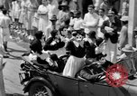 Image of costumed and native dress parade Port of Spain Trinidad, 1932, second 18 stock footage video 65675070935