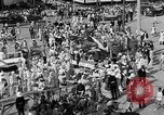Image of costumed and native dress parade Port of Spain Trinidad, 1932, second 25 stock footage video 65675070935