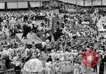 Image of costumed and native dress parade Port of Spain Trinidad, 1932, second 30 stock footage video 65675070935