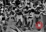 Image of costumed and native dress parade Port of Spain Trinidad, 1932, second 39 stock footage video 65675070935