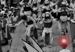 Image of costumed and native dress parade Port of Spain Trinidad, 1932, second 40 stock footage video 65675070935