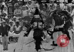 Image of costumed and native dress parade Port of Spain Trinidad, 1932, second 43 stock footage video 65675070935