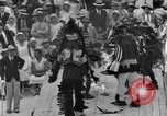 Image of costumed and native dress parade Port of Spain Trinidad, 1932, second 44 stock footage video 65675070935