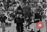 Image of costumed and native dress parade Port of Spain Trinidad, 1932, second 46 stock footage video 65675070935