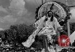 Image of costumed and native dress parade Port of Spain Trinidad, 1932, second 49 stock footage video 65675070935