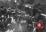 Image of bridal ceremony Kyoto Japan, 1932, second 37 stock footage video 65675070959