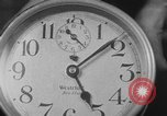 Image of spider in clock Akron Ohio USA, 1932, second 31 stock footage video 65675070961