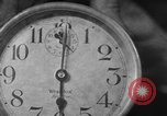 Image of spider in clock Akron Ohio USA, 1932, second 37 stock footage video 65675070961