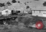Image of mine blast Madrid New Mexico USA, 1932, second 27 stock footage video 65675070964