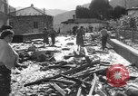 Image of floods Italy, 1951, second 55 stock footage video 65675070972