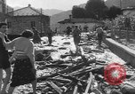 Image of floods Italy, 1951, second 56 stock footage video 65675070972