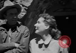 Image of production of film Oregon United States USA, 1951, second 18 stock footage video 65675070976