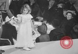 Image of fashion show New York United States USA, 1949, second 10 stock footage video 65675070979