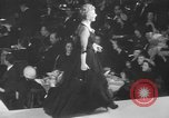 Image of fashion show New York United States USA, 1949, second 57 stock footage video 65675070979