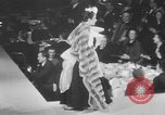 Image of fashion show New York United States USA, 1949, second 61 stock footage video 65675070979