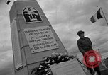 Image of anniversary of D-Day Normandy France, 1945, second 2 stock footage video 65675070993