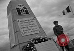 Image of anniversary of D-Day Normandy France, 1945, second 6 stock footage video 65675070993