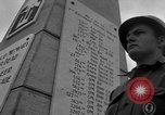 Image of anniversary of D-Day Normandy France, 1945, second 30 stock footage video 65675070993