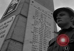 Image of anniversary of D-Day Normandy France, 1945, second 32 stock footage video 65675070993