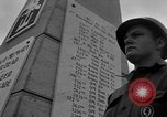 Image of anniversary of D-Day Normandy France, 1945, second 33 stock footage video 65675070993