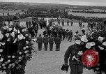 Image of anniversary of D-Day Normandy France, 1945, second 7 stock footage video 65675070994