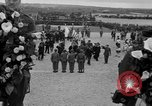 Image of anniversary of D-Day Normandy France, 1945, second 9 stock footage video 65675070994
