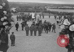 Image of anniversary of D-Day Normandy France, 1945, second 10 stock footage video 65675070994