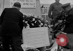 Image of anniversary of D-Day Normandy France, 1945, second 21 stock footage video 65675070994