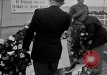 Image of anniversary of D-Day Normandy France, 1945, second 23 stock footage video 65675070994