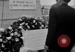 Image of anniversary of D-Day Normandy France, 1945, second 24 stock footage video 65675070994