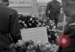 Image of anniversary of D-Day Normandy France, 1945, second 26 stock footage video 65675070994