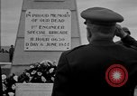 Image of anniversary of D-Day Normandy France, 1945, second 30 stock footage video 65675070994