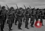 Image of anniversary of D-Day Normandy France, 1945, second 25 stock footage video 65675070995