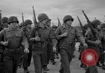 Image of anniversary of D-Day Normandy France, 1945, second 29 stock footage video 65675070995