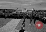 Image of anniversary of D-Day Normandy France, 1945, second 46 stock footage video 65675070995