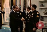 Image of President Richard Nixon Washington DC USA, 1974, second 4 stock footage video 65675071004