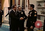 Image of President Richard Nixon Washington DC USA, 1974, second 5 stock footage video 65675071004