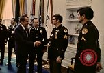 Image of President Richard Nixon Washington DC USA, 1974, second 10 stock footage video 65675071004